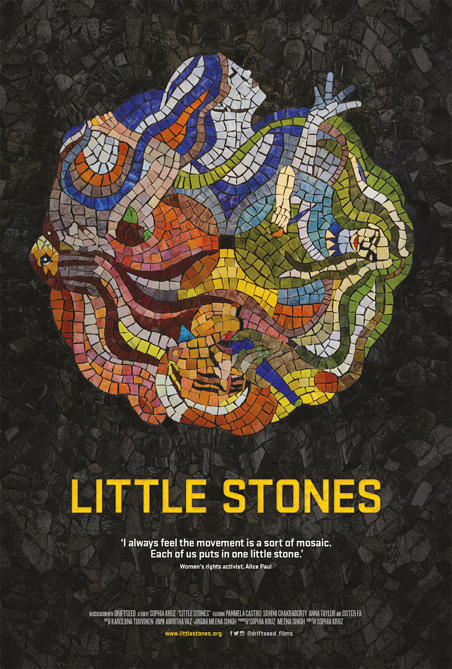 Image result for little stones film