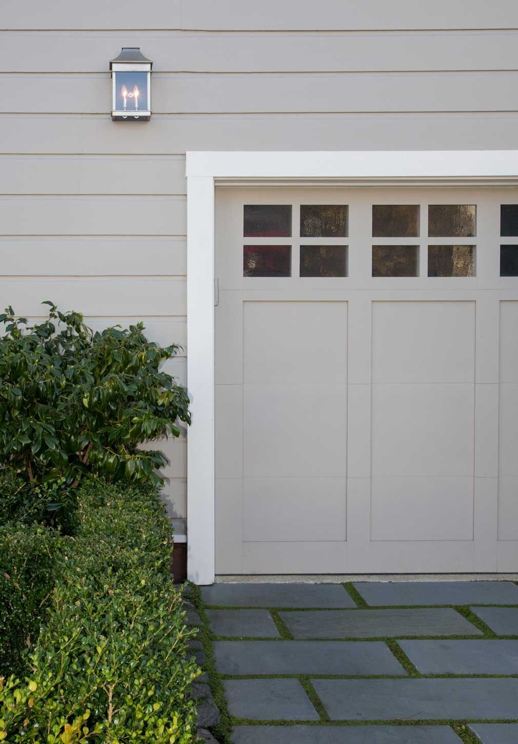 Painting Garage Doors