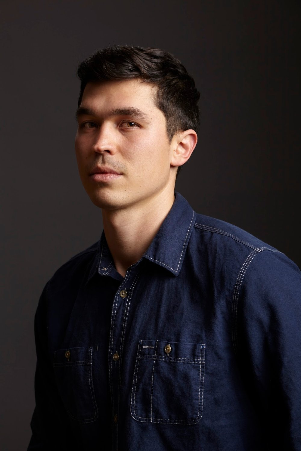 Colin Inaba Christy - founder of Hapa Inaba Designs, lead designer and craftsman.