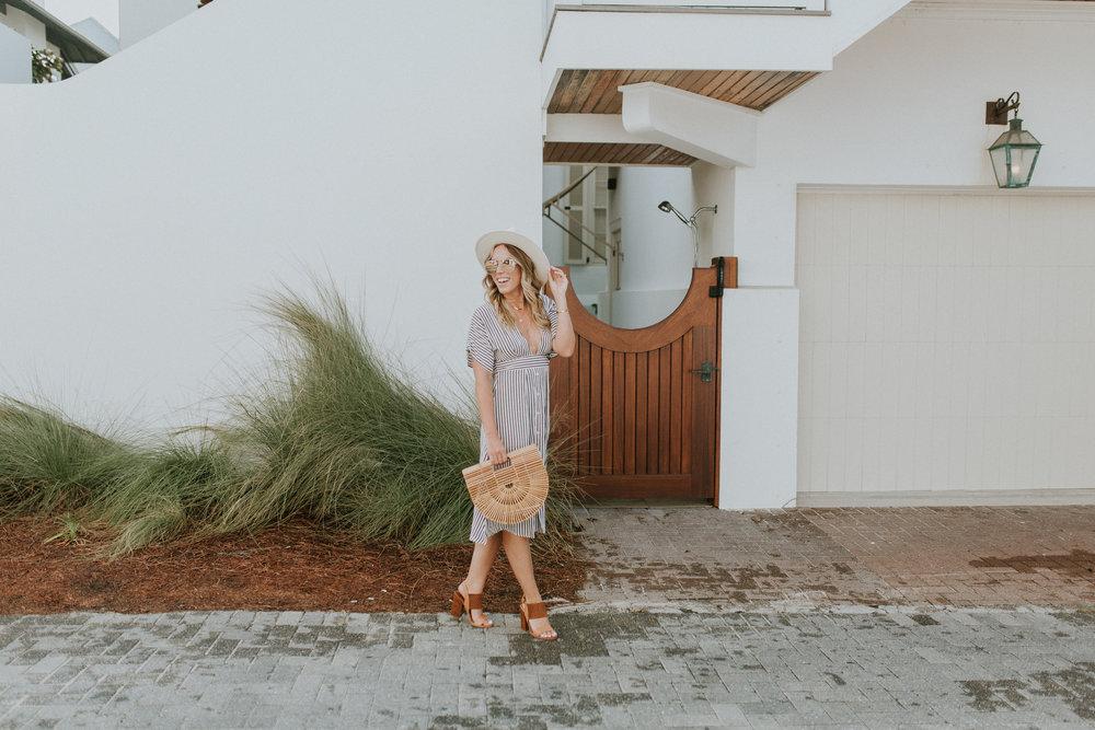 Blogger Gracefully Taylored in Faithful the Brand Stripe Dress(26).jpg