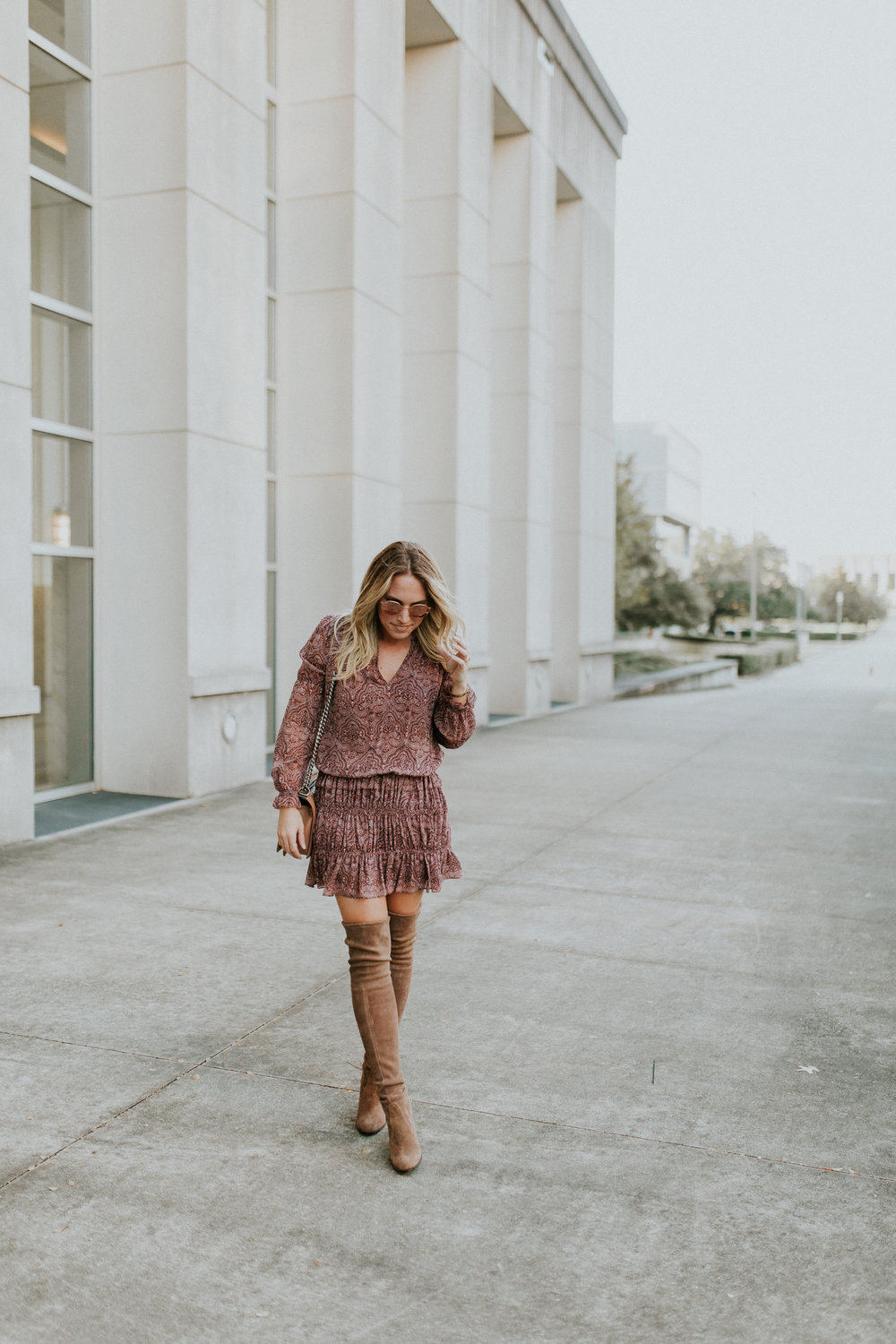 Blogger Gracefully Taylored in Joie Dress and Stuart Weitzman Boots.jpg