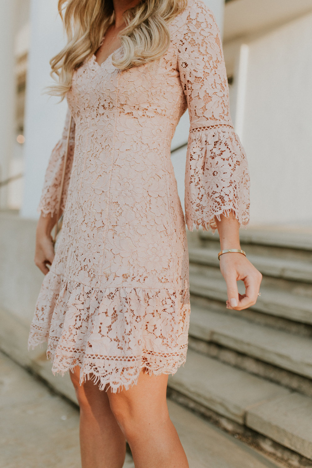 Blogger Gracefully Taylored in Blush Lace Dress Nordstrom(27).jpg