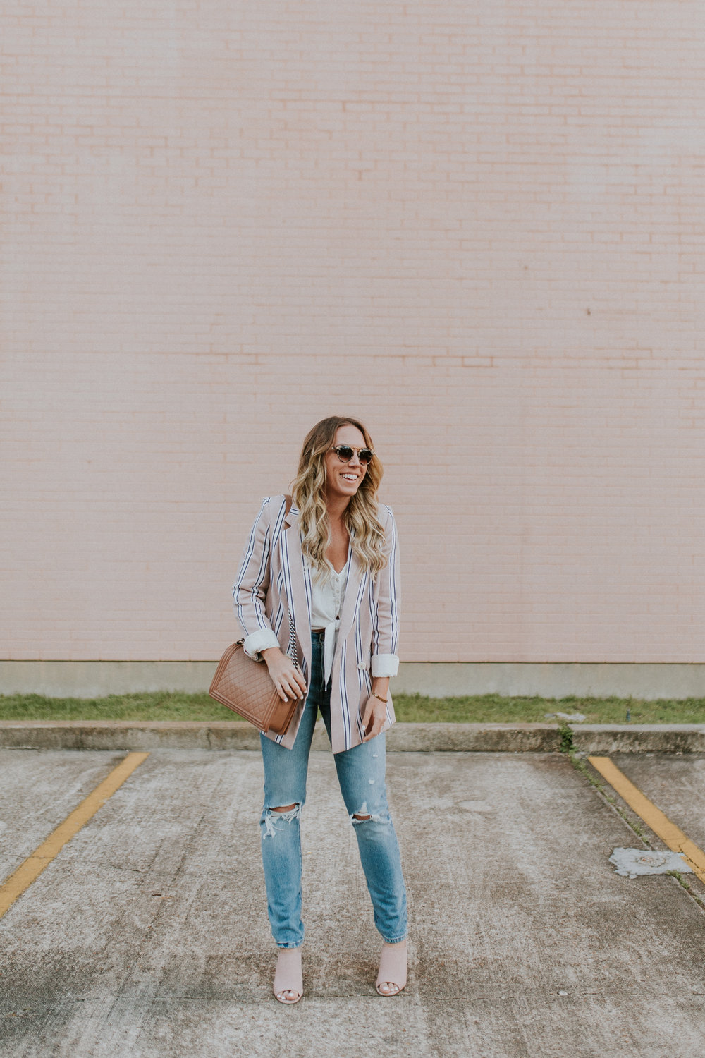 Blogger Gracefully Taylored in Free People Blazer & Levis.jpg