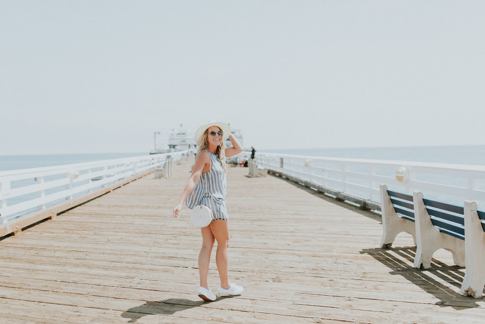 Blogger Gracefully Taylored in Bella Dahl Set in Malibu(10).jpg