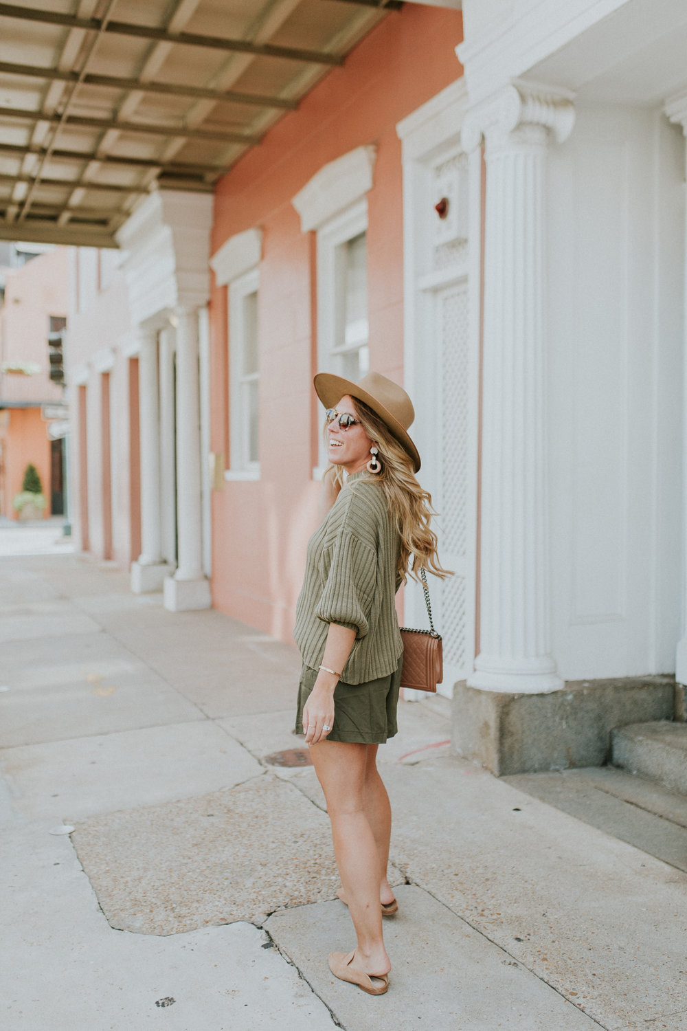 Blogger Gracefully Taylored in Urban Outfitters Sweater and BB Dakota Shorts(16).jpg