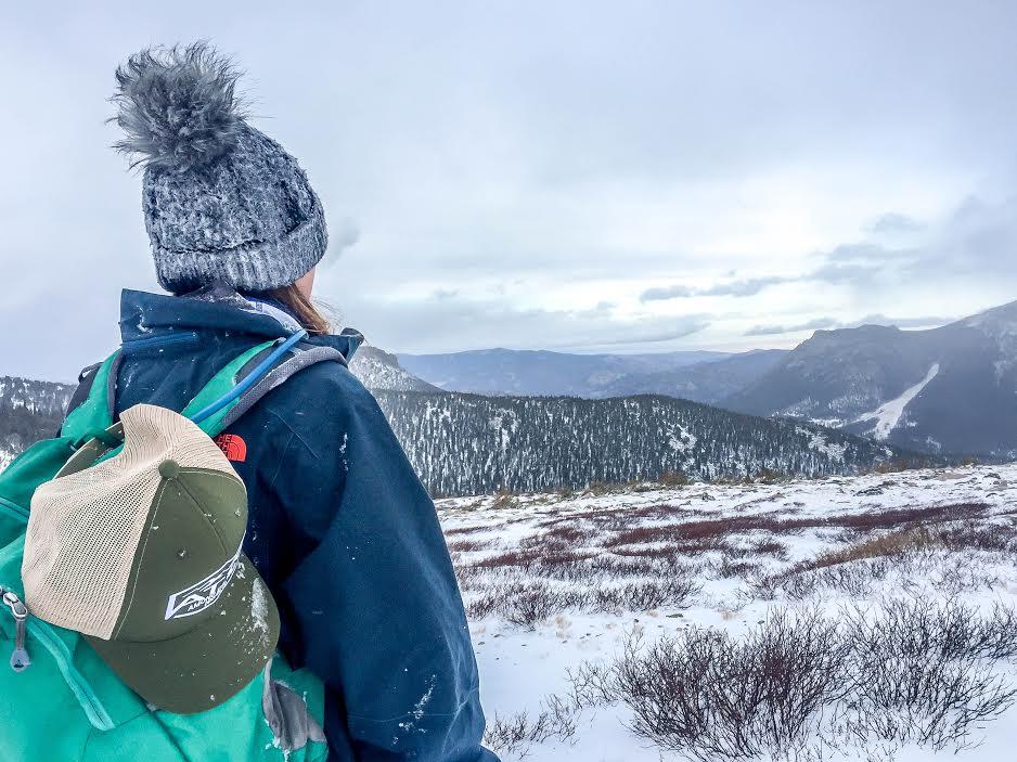 Chasm Lake Trail - Rocky Mountain NP, CO