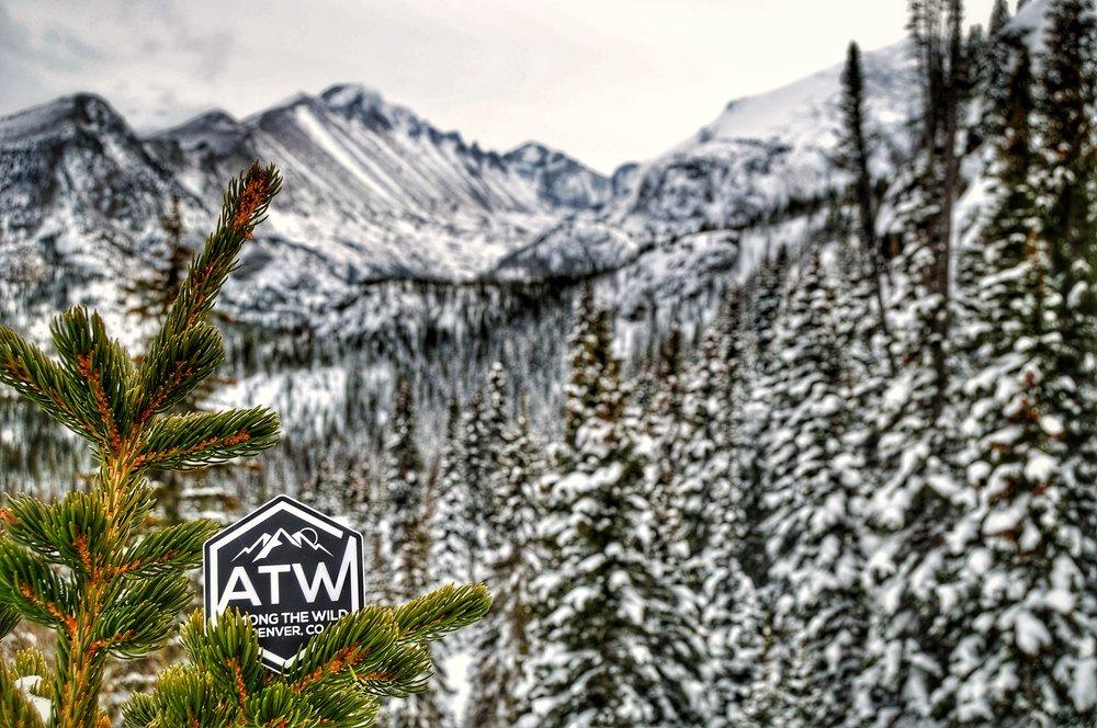 Dream Lake Trail - Rocky Mountain NP, CO