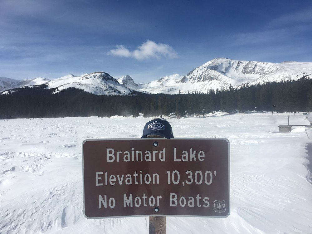 Brainard Lake - Ward, CO