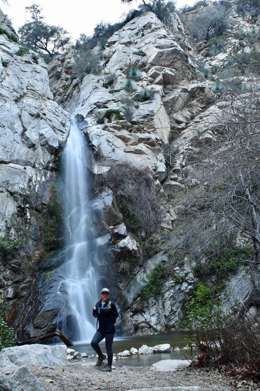 Sturtevant Falls - Sierra Madre, CA