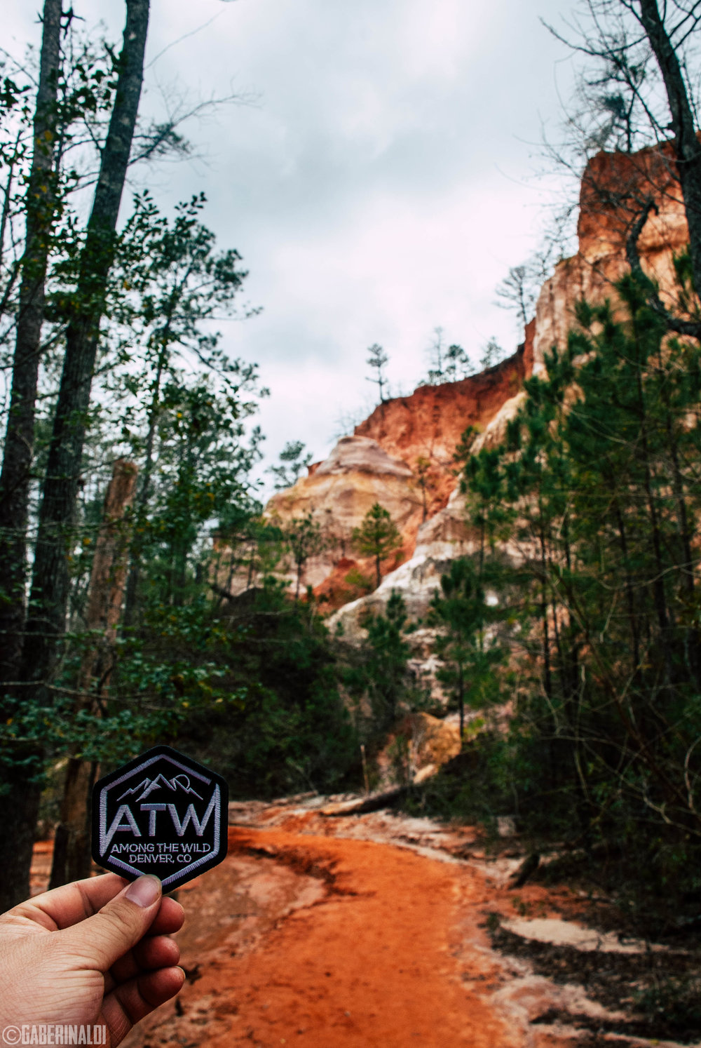 Providence Canyon State Park, GA