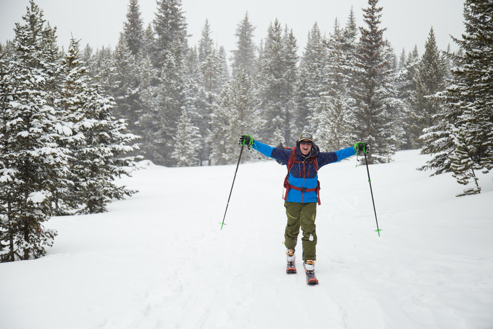 Mount Baldy - Breckenridge, CO