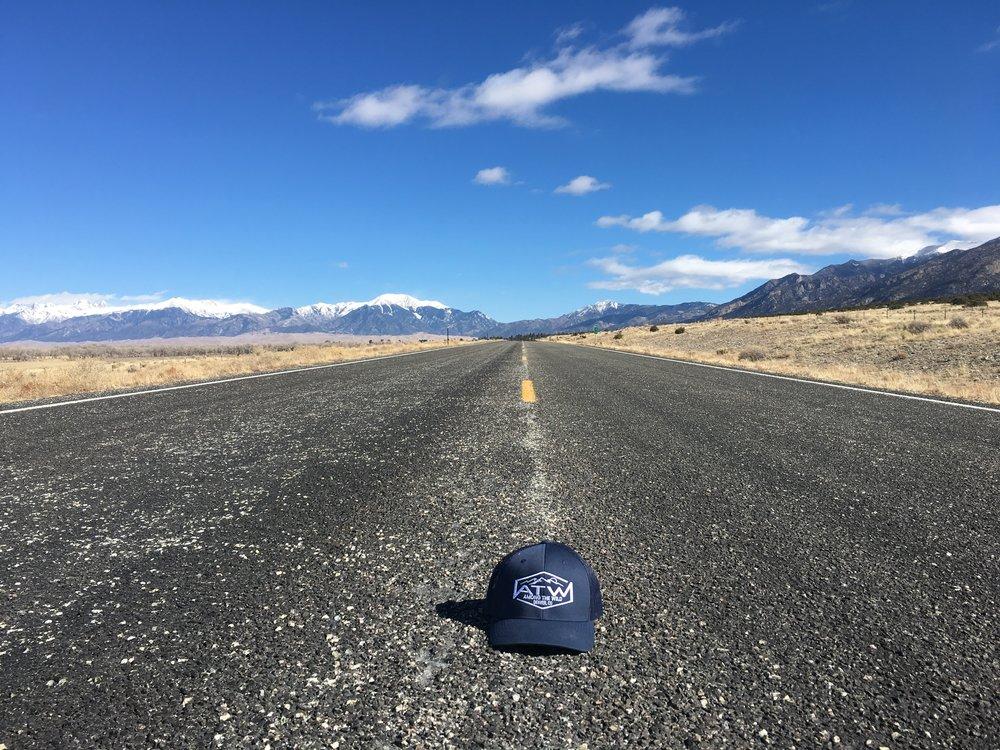 Highway 285 - Monte Vista