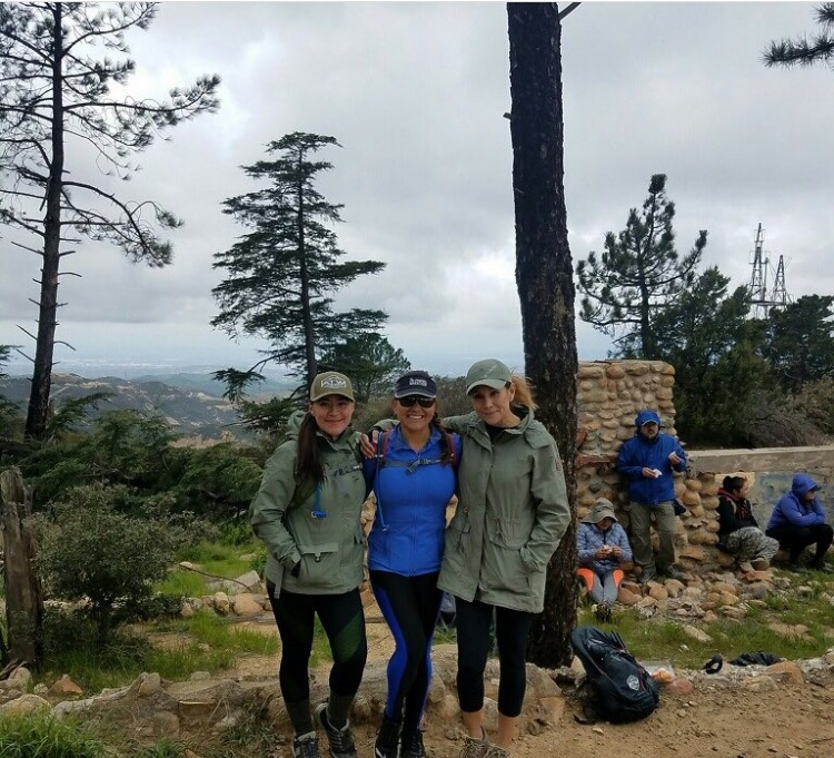 Skyline Hiking Trail, CA
