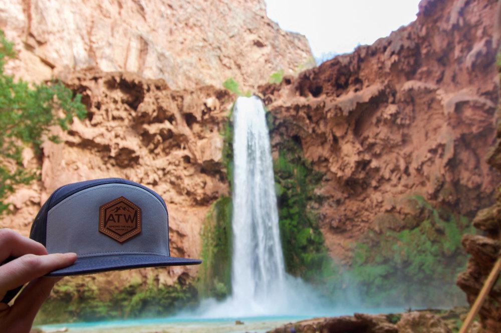 Mooney Falls – Supai, AZ
