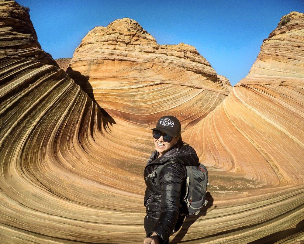 The Wave, AZ