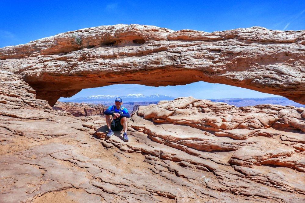 Mesa Arch, UT