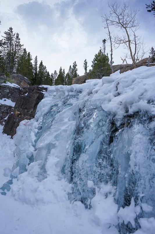 Alberta Falls - Photo Credit:  @markonthemove