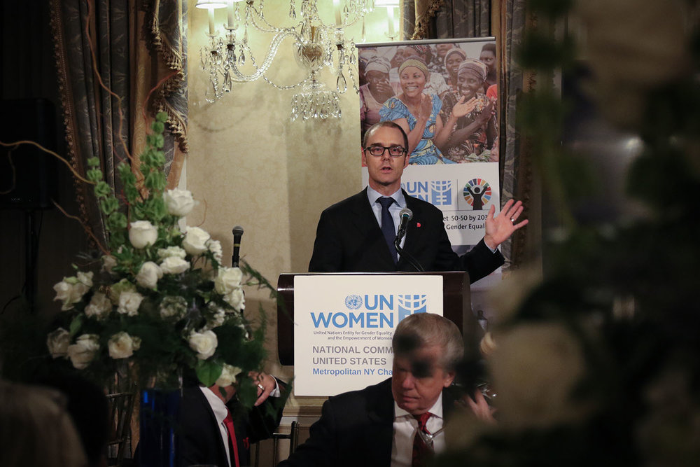 HE Ambassador Peter Lehmann Nielsen. Photo: Susan Ely