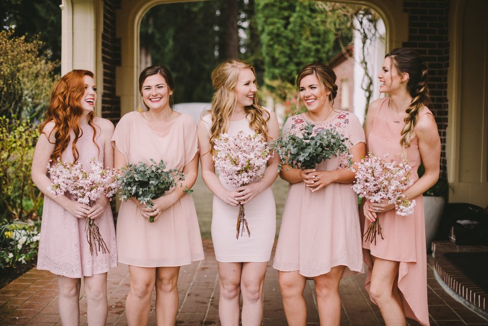 Bellingham Bridal Makeup Artist and Hair Stylist Team, Lairmont Manor