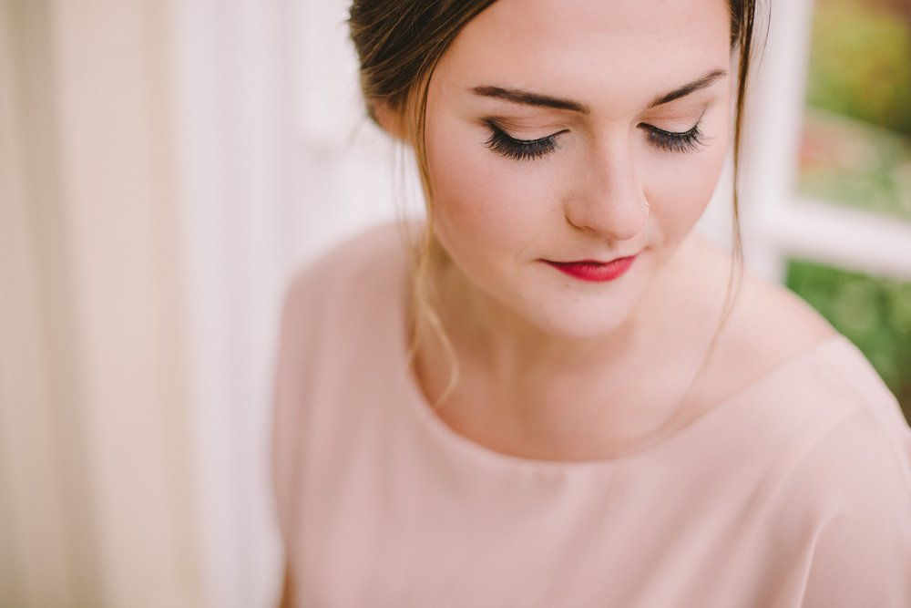 Bellingham Bridal Makeup Artist, Lairmont Manor