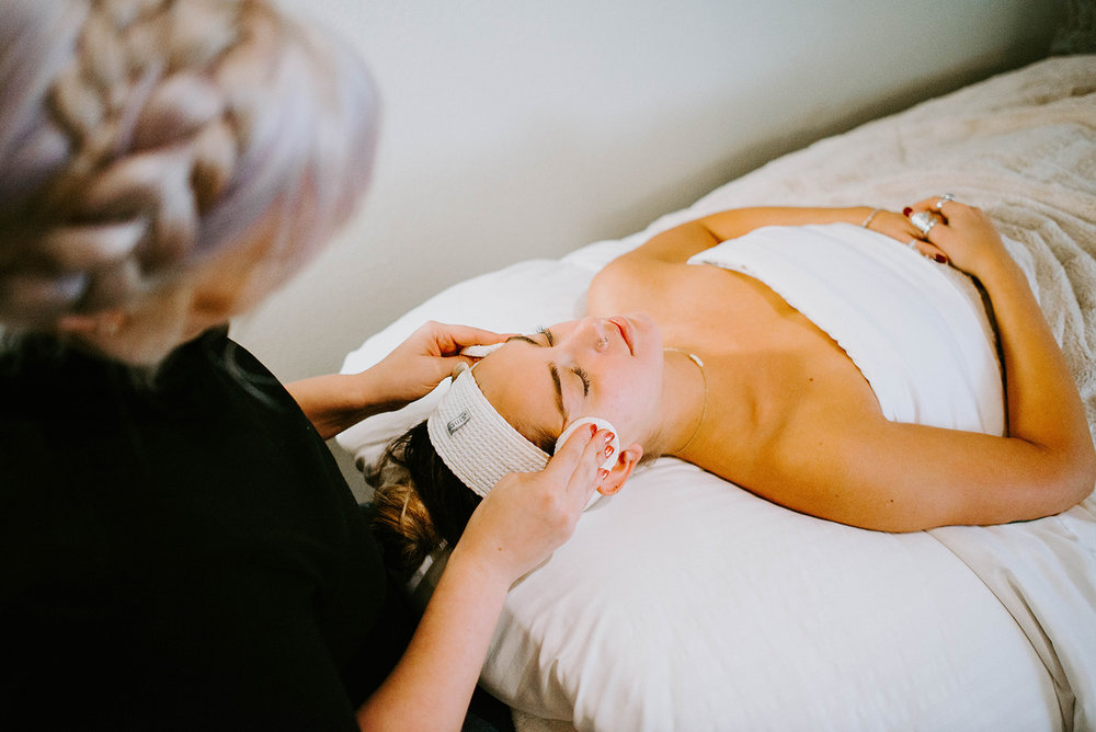 Bellingham Esthetician, Facial, Lash lift, Makeup artist,