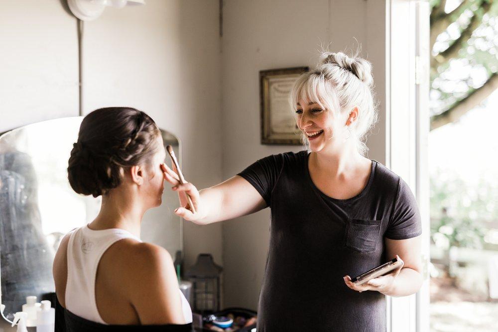 Bellingham Bridal Makeup Artist and Hair Stylist