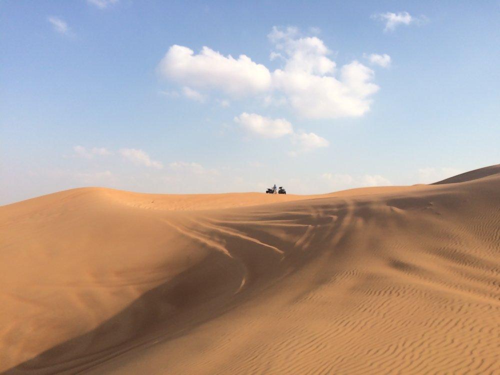 Dubai Sand Dunes B  - 1.JPG