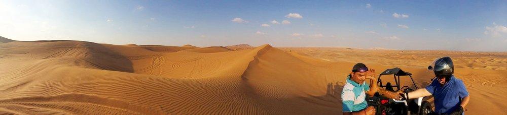 Dubai Sand Dunes B  - 2.JPG