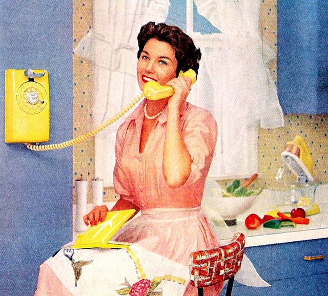 Image courtesy of Vintage Housekeeping