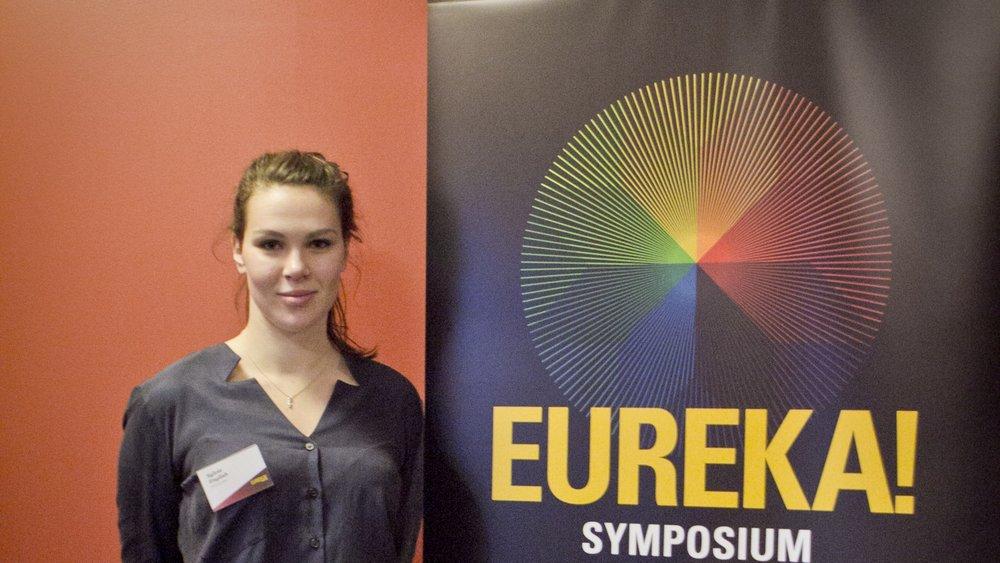 Sylvia English - Eureka Finalist 2012