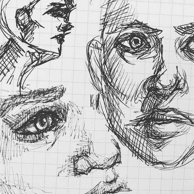 Sketchin' #inkonymous #inkdrawing #sketch