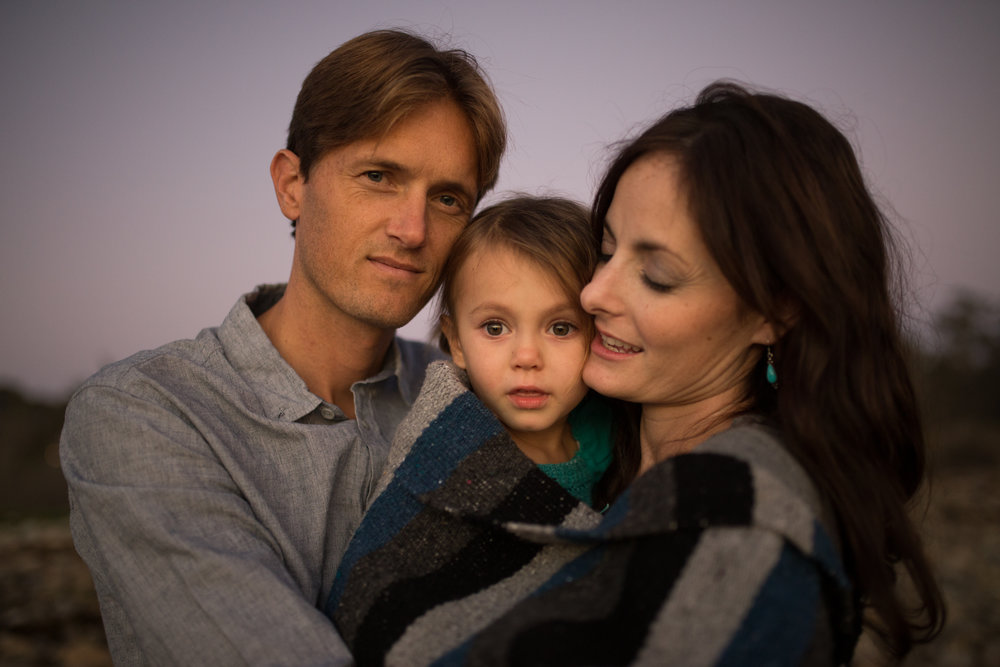 Williams Santa Barbara Family Session