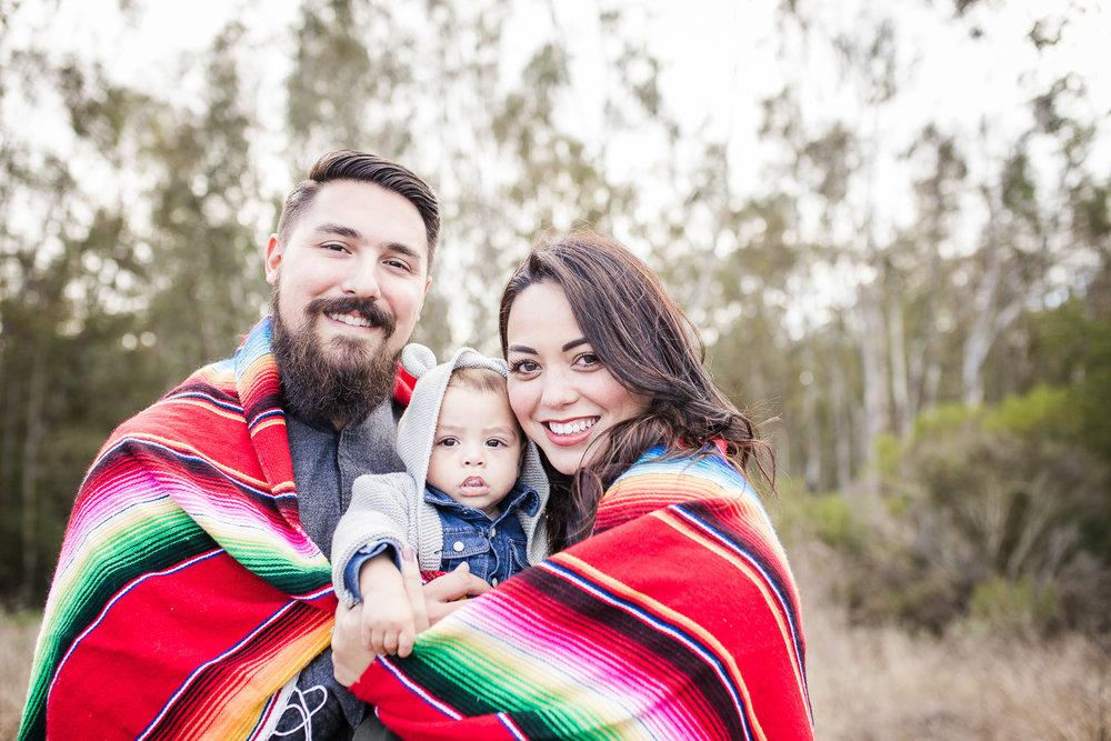 Santa Barbara Family Photographer