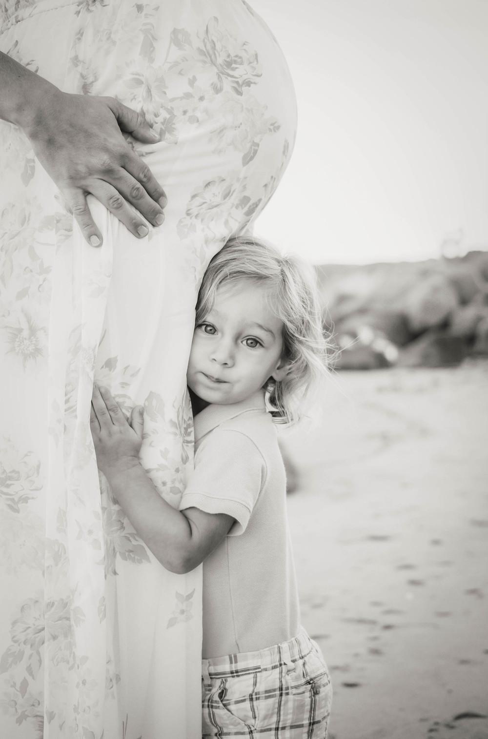 Santa Barbara Maternity Photographer