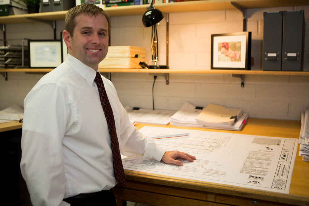 Jared Manscill, LA, Landscape Architect