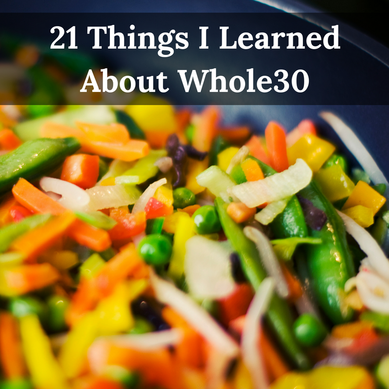 Things-I-Learned-About-Whole30
