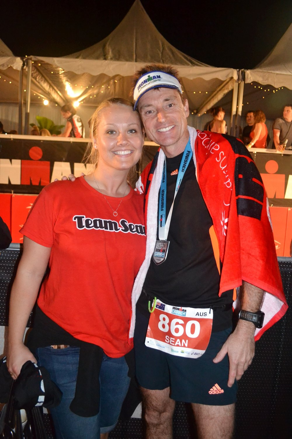 Cairns Ironman 2013
