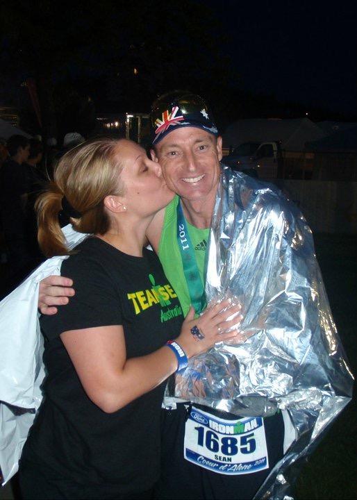 Coeur d'Alene Ironman 2011