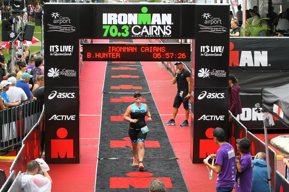 Cairns 70.3 Ironman 2016