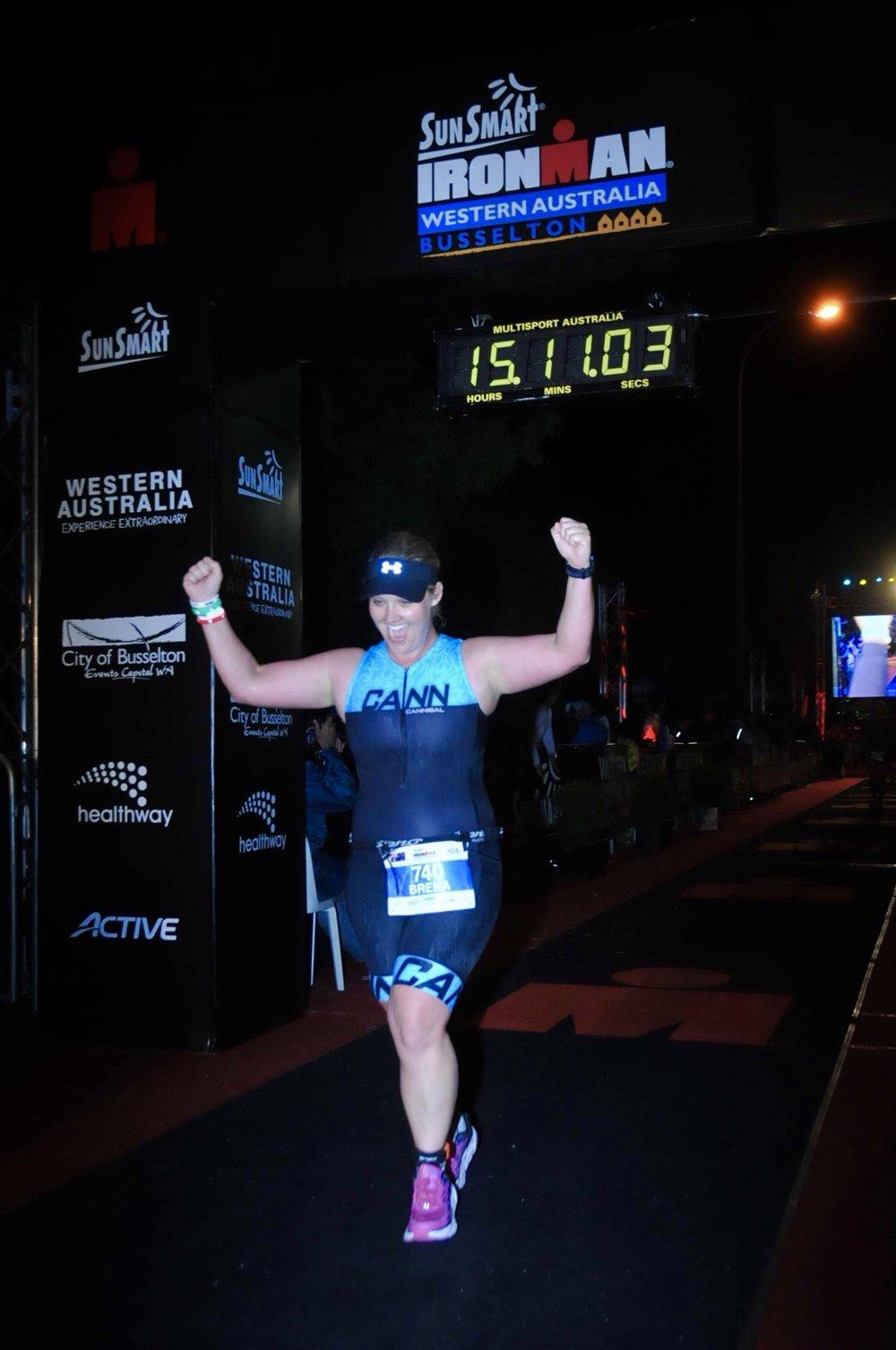 Western Australia Ironman 2016