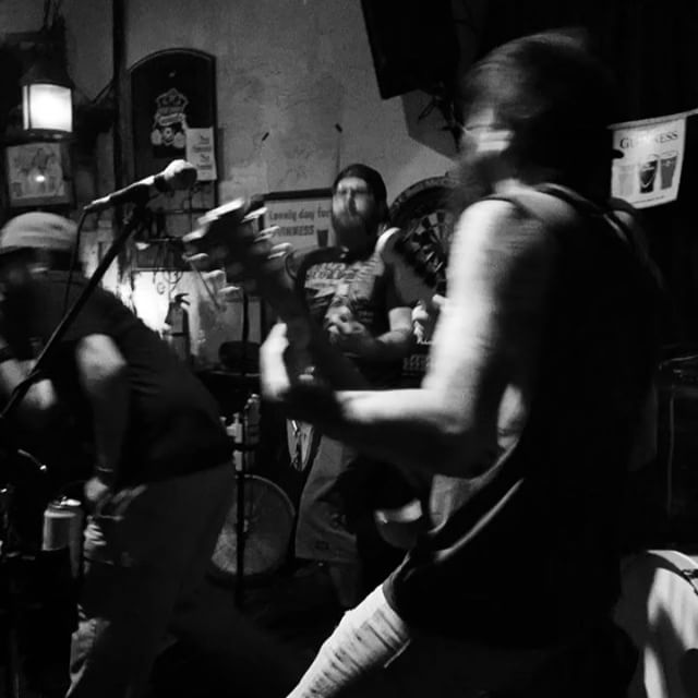 Our farewell show to our hometown pub, Bull McCabe's. Thank you for all the memories, and thank you to everyone who came out and made this one of the best shows we've ever played at Bulls. We love you all and wish Johnny and Gerry the best. #drunkpunx #bullmccabes #allopposed #allopposedatx