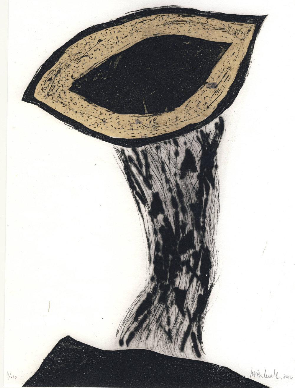 Nuage mi-noir