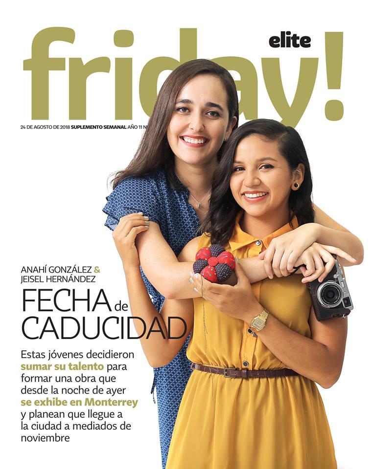 """Entrevista para """"friday! elite"""" en Saltillo, Coahuila, México"""