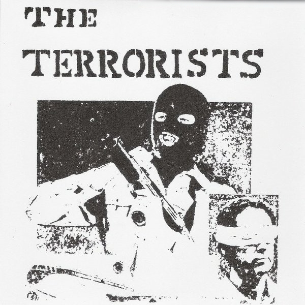 RNLD-30: THE TERRORISTS - CRAZY LIFE 7""