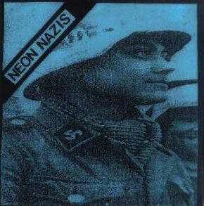 "BKFD-03: NEON NAZIS / HIPS - SPLIT 7"""