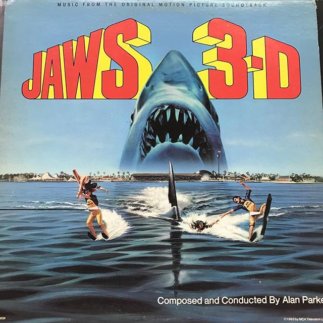 #sharkweek (buncha soundtracks just out)
