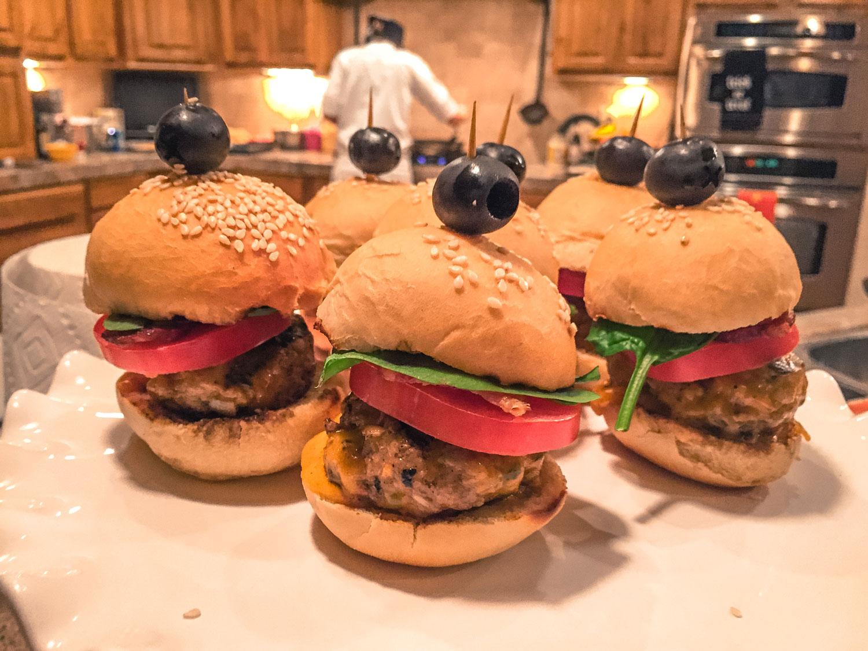 No Tricks Just Treats, Windsor Private Chef — Juli y Juan's Kitchen