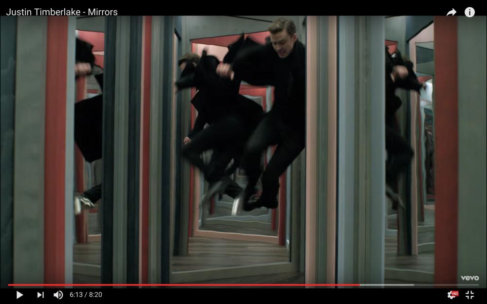 Justin Timberlake - Mirror