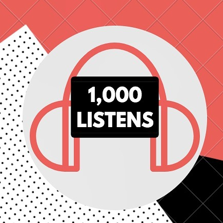 WE MADE IT! Thank you to our spectacular guests and listeners for making TIA what it is today. Here's to a thousand more!