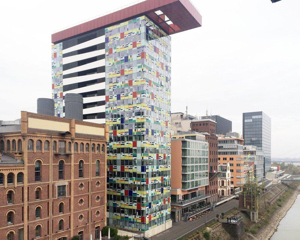 Melia Medienhafen, Düsseldorf